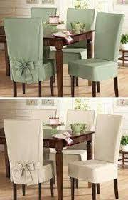 Seat Covers For Dining Chairs How To Make A Buttoned Chair Cover Chair Covers Articles And