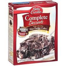 Betty Crocker Halloween Cake Betty Crocker Hershey U0027s Triple Layer Chocolate Fudge Cake