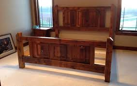 king size headboard and footboard rails modern house design king