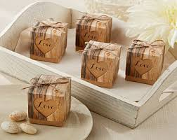 rustic wedding favors rustic wedding favor etsy