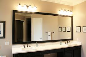 bathroom mirrors custom bathroom mirror remodel interior