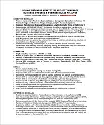 Compliance Analyst Resume Sample by Sample Business Analysis Senior Business Analyst Resume Free Pdf