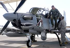 at 6 light attack aircraft test center fuses old new technology for light attack u s air