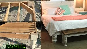 Bed Frame Legs For Hardwood Floors Wood Lathe Oversized Legs For A King Size Bed Youtube