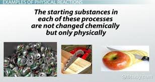 what is a chemical change properties types u0026 examples video