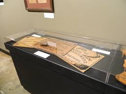 Ouija Board Coffee Table by Vintage Paranormal Blog Archive The Baltimore Museum Of