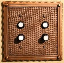replacing old light switches vintage push button switch cover antique single brass light plate