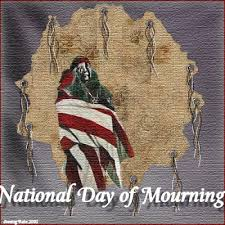 nubian knights network thanksgiving the national day of mourning