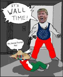 Meme Wall - it s wall time donald trump s wall know your meme