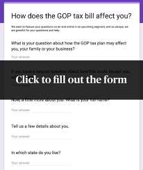 send your questions how will the tax bill affect you pbs newshour