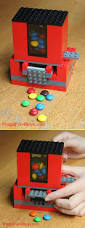 lego ideas lego craft lego candy and candy dispenser