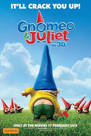 Pelicula Gnomeo and Juliet