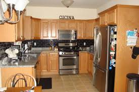 Painted Kitchen Cabinets Before After Painting Your Kitchen Cabinets Is Easy Just Follow Our Step By