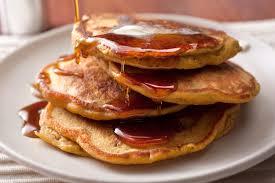 spiced pumpkin pecan pancakes recipe chowhound