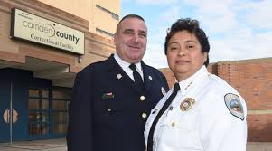 nj corrections officer warden taylor makes history in camden county correctional news