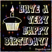 Happy Birthday Meme Gif - birthday stars glitter graphics comments gifs memes and