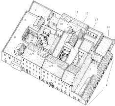 roman insula floor plan roman housing weblog just another wordpress com weblog