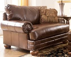 Chair And A Half Recliner Leather Chairs Reclining Oversized Chair With Ottoman Home Designs