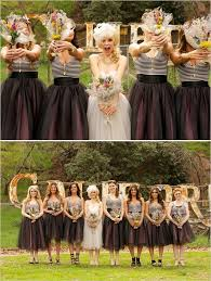 wedding dresses in louisville ky the 25 best striped bridesmaid dresses ideas on
