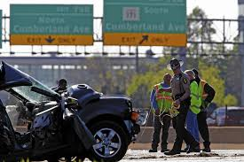 traffic deaths on the rise for second year in a row