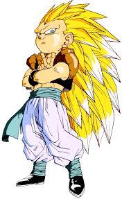 image super saiyan 3 gotenks png dragonball fanon wiki