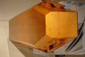 pine coffin custom made casket style pine coffin by gene lyman