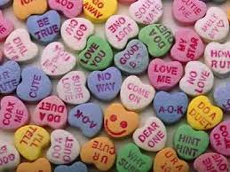 valentines hearts candy s candy ralph gardner jr