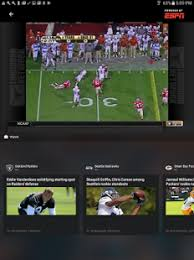 espn app android espn android apps on play