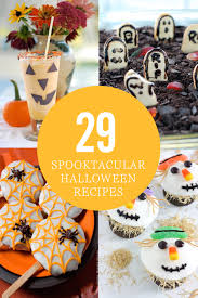 Baking Halloween Treats 14 Spooktacular Halloween Recipes For Kids