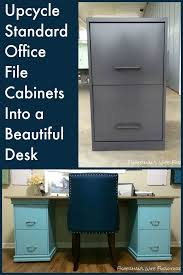 Diy File Cabinet Desk Diy File Cabinet Desk File Cabinet Desk Diy File Cabinet And Desks