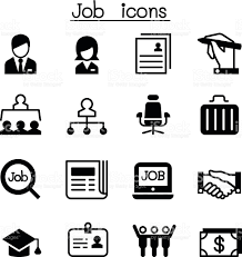 thanksgiving icons pictures job employment icon set stock vector art 624769364 istock