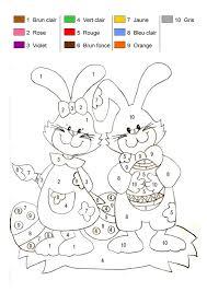 magique les lapins de pâques