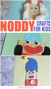 craft stick noddy crafts for kids noddychallenge crafts on sea