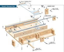 table saw guard plans 225 best tablesaw jigs and techniques images on pinterest