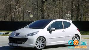peugeot 207 thp tuning youtube