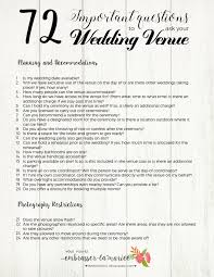 for your wedding best 25 wedding venue questions ideas on wedding