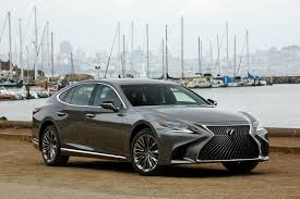 lexus dealer reno 2018 lexus ls first drive not my father u0027s ls motor trend