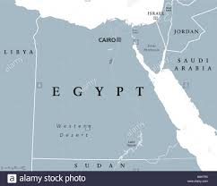 Map Of Egypt And Africa by Egypt Africa Map Stock Photos U0026 Egypt Africa Map Stock Images Alamy