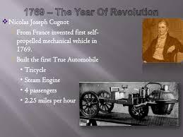 history of cars history of cars presentation