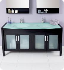 Fresca Medicine Cabinet Fresca Infinito Espresso Modern Double Sink Bathroom Vanity W