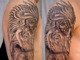 26 terrifying demon tattoos for 2013