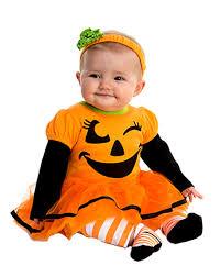 Infant Pumpkin Halloween Costumes Baby Pumpkin Halloween Costume