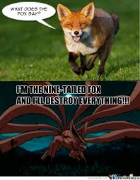 What Did The Fox Say Meme - what does the fox say by recyclebin meme center