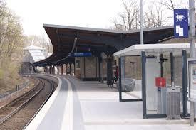 Berlin-Pichelsberg railway station