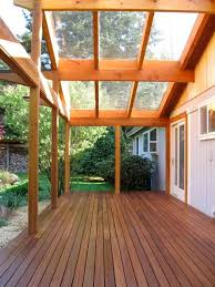 Patio Covers Seattle Canopies U0026 Porch Covers Contemporary Exterior Seattle By