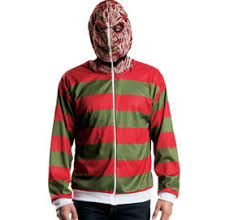 Freddy Krueger Halloween Costume Kids Freddy Krueger Costume Nightmare Elm Street Party