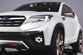 subaru exiga concept 2015 tokyo motor show subaru viziv future concept unveiled