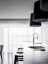 monochrome interior design monochrome house by alwill interiors interiors est living