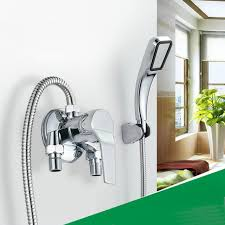 mixing valve for hand sink wall mount bath mixer tap single handle exposed install shower valve
