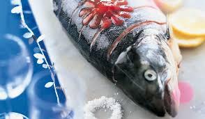 comment cuisiner du saumon surgelé saumon farci surgelés les poissons crustacés picard